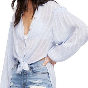 Free People • highlands blouse